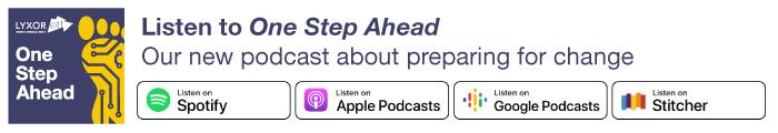 Lyxor podcast