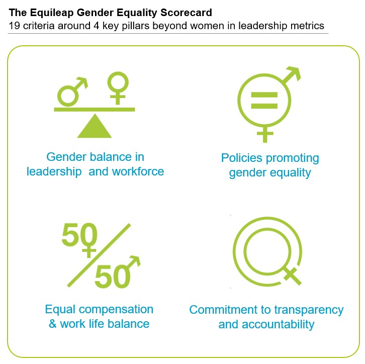 The equileap gender equality